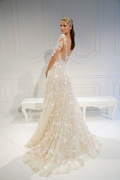 New+York+Bridal+Fashion+Week+Favorites-+Galia+Lahav+Haute+Couture+Spring+2017